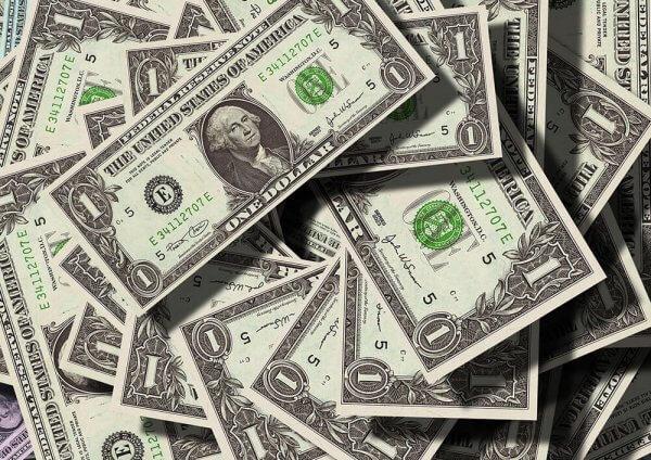 Money - Cash - Dollar Bills - Ones